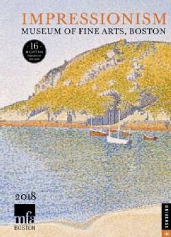 Impressionism 2017-2018 Calendar (Calendar)