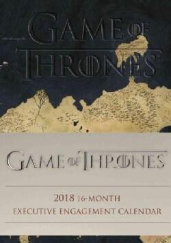 Game of Thrones 2018 Executive Calendar (Calendar)