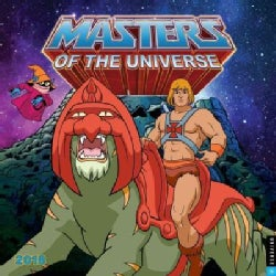 He-man and the Masters of the Universe 2018 Calendar (Calendar)
