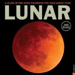 Lunar 2018 Calendar: A Glow-in-the-dark Calendar for the Lunar Year (Calendar)