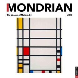 Mondrian 2018 Calendar (Calendar)