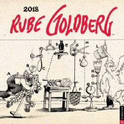 Rube Goldberg 2018 Calendar (Calendar)