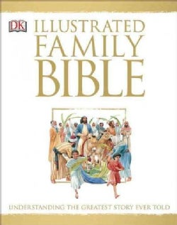 Illustrated Family Bible (Hardcover)
