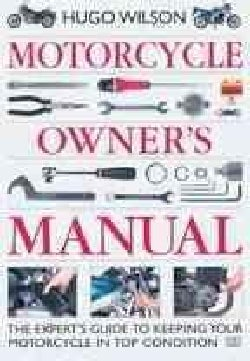 Motorcycle Owner's Manual (Paperback)