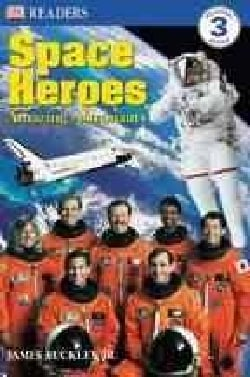 Space Heroes: Amazing Astronauts (Paperback)