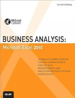 Business Analysis: Microsoft Excel 2010 (Paperback)