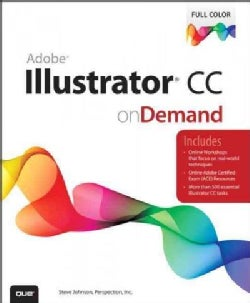 Adobe Illustrator CC on Demand (Paperback)