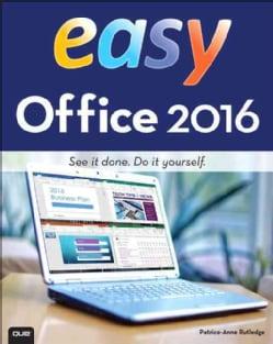 Easy Office 2016 (Paperback)