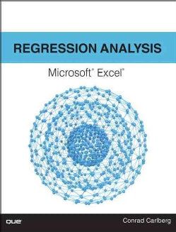 Regression Analysis Microsoft Excel (Paperback)
