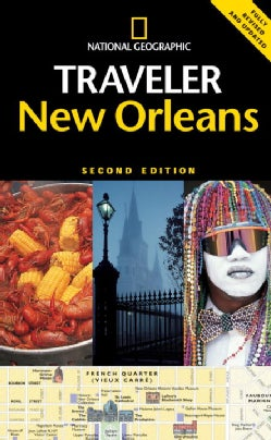 National Geographic Traveler New Orleans (Paperback)