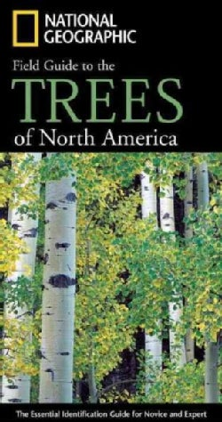 National Geographic Field Guide to the Trees of North America (Paperback)