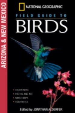 National Geographic Field Guide to Birds: Arizona & New Mexico (Paperback)