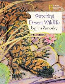 Watching Desert Wildlife (Paperback)