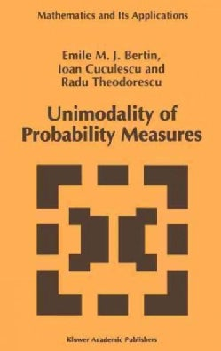 Unimodality of Probability Measures (Hardcover)