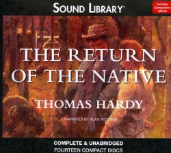 The Reurn of the Native: Includes Companion Ebook (CD-Audio)
