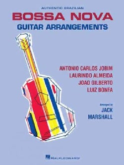 Authentic Brazilian Bossa Nova Guitar Arrangements (Paperback)