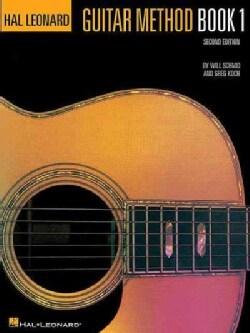 Hal Leonard Guitar Method: Book 1 (Paperback)