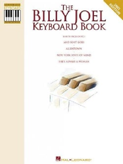The Billy Joel Keyboard Book: Authentic Transcriptions (Paperback)