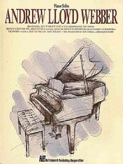 Andrew Lloyd Webber for Piano (Paperback)