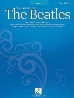Best of the Beatles: Clarinet (Paperback)