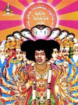 Jimi Hendrix Axis: Bold As Love, With Transcriptions for Guitar, Bass & Drums (Paperback)