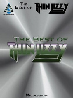 Best of Thin Lizzy: With Notes & Tablature (Paperback)
