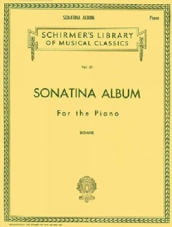 Sonatina Album: Piano Solo (Paperback)