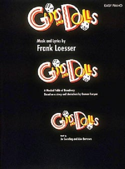Guys & Dolls for Easy Piano (Paperback)