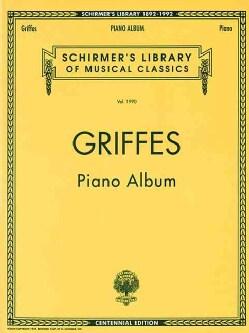 Piano Album (Paperback)
