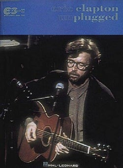 Eric Clapton Unplugged: For Easy Guitar With Notes and Tablature (Paperback)