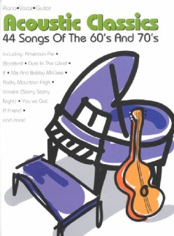 Acoustic Classic - 44 Songs: Songs of the 60s and 70s (Other book format)