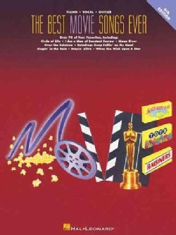 The Best Movie Songs Ever (Paperback)