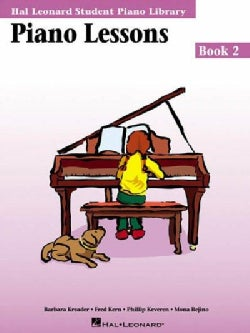 Piano Lessons: Book 2 (Paperback)