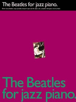 The Beatles for Jazz Piano (Paperback)