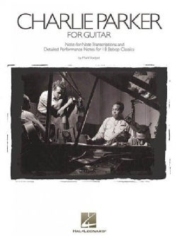Charlie Parker for Guitar (Paperback)