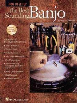 How to Set Up the Best Sounding Banjo (Paperback)