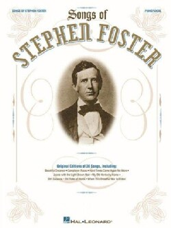 Songs of Stephen Foster (Paperback)