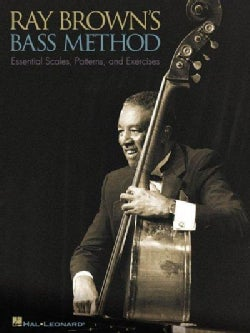 Ray Brown's Bass Method: Essential Scales, Patterns, and Exercises (Paperback)