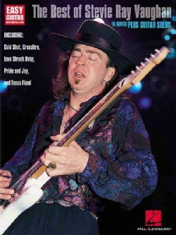 The Best of Stevie Ray Vaughan (Paperback)