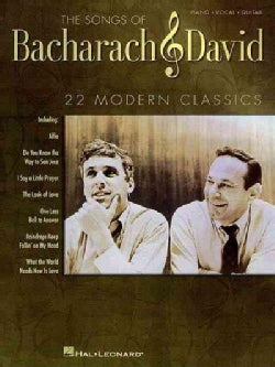 The Songs of Bacharach and David (Paperback)