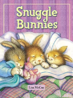 Snuggle Bunnies (Board book)