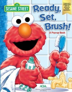 Ready, Set, Brush (Board book)