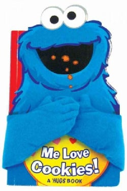 Me Love Cookies! (Board book)