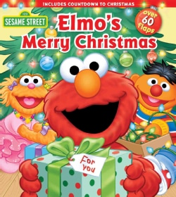 Elmo's Merry Christmas (Board book)