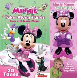 Disney Minnie Mouse Bow-tique Take-Along Tunes (Hardcover)