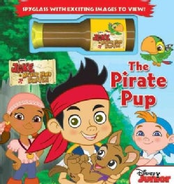 Disney Jake and the Never Land Pirates the Pirate Pup (Hardcover)