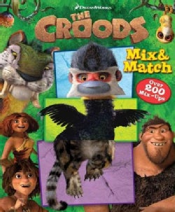 The Croods: Mix & Match (Hardcover)