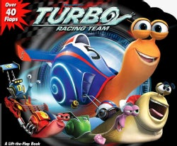 Turbo Racing Team (Board book)
