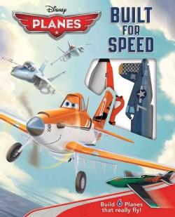 Disney Planes Built for Speed (Hardcover)