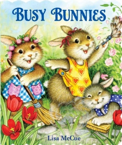 Busy Bunnies (Board book)